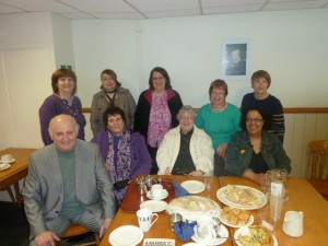 Beth Shalom group visit April 13